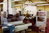 Kenard Engineering factory early CNC equipment