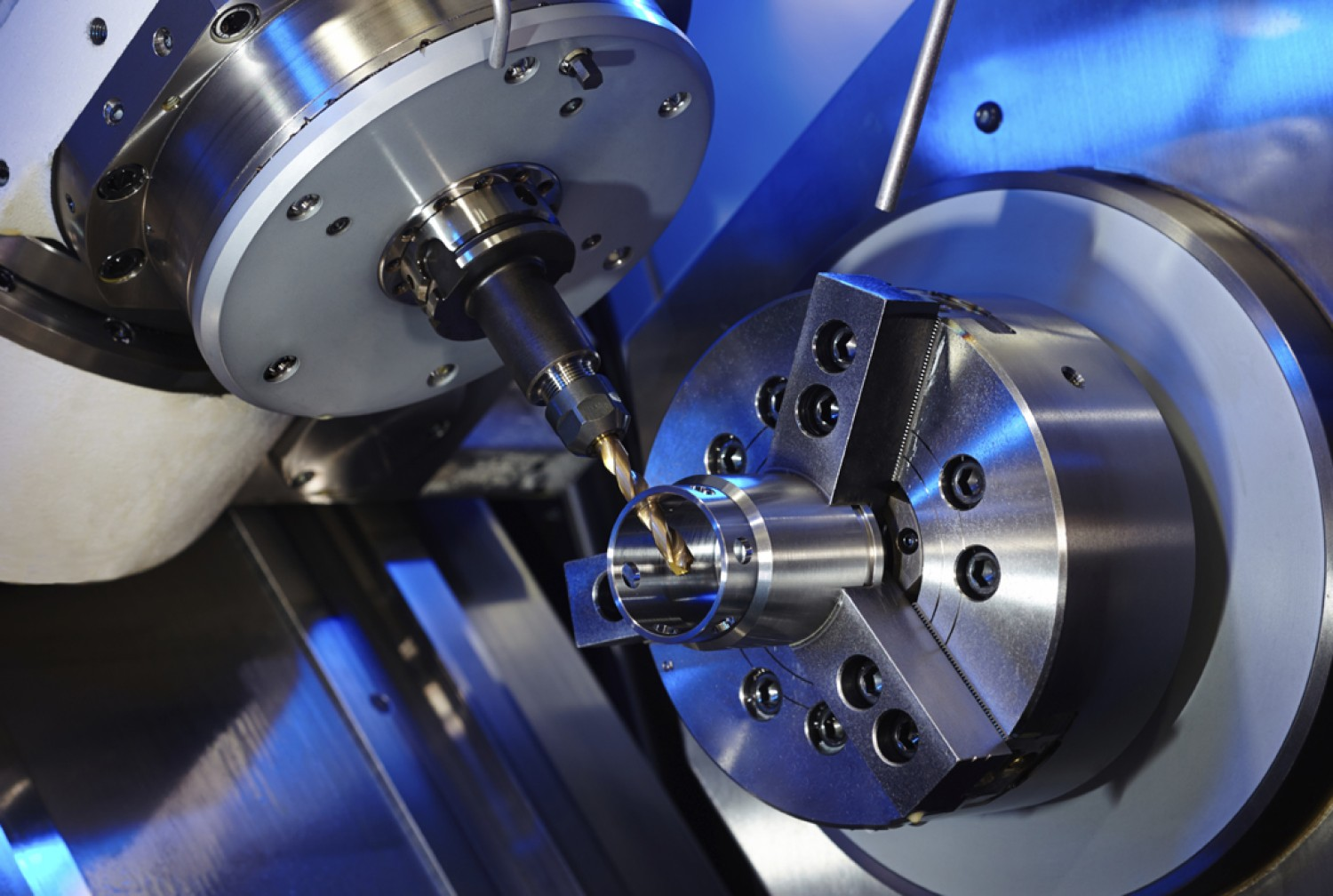 Manufacturing - Specialist precision machining
