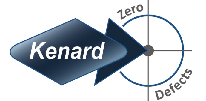 Kenard Engineering Zero Defects Logo