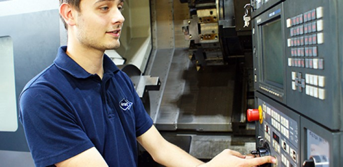 Apprentice CNC Machining Kenard