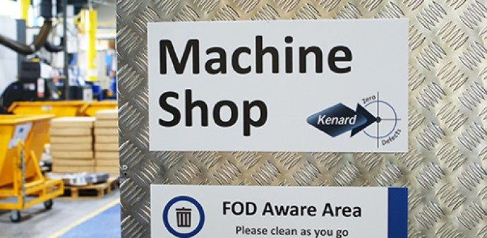 Kenard Engineering Dartford Zero Defects Machine Shop