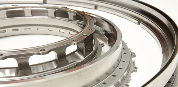 Precision CNC metal machining