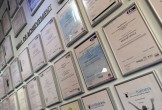 Kenard Dartford Wall of Achievement