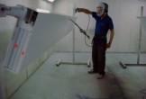 Kenard wet paint facility