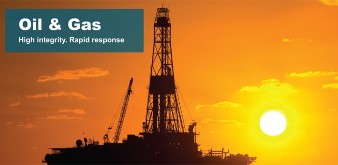 Oil & Gas industry subcontract engineering services
