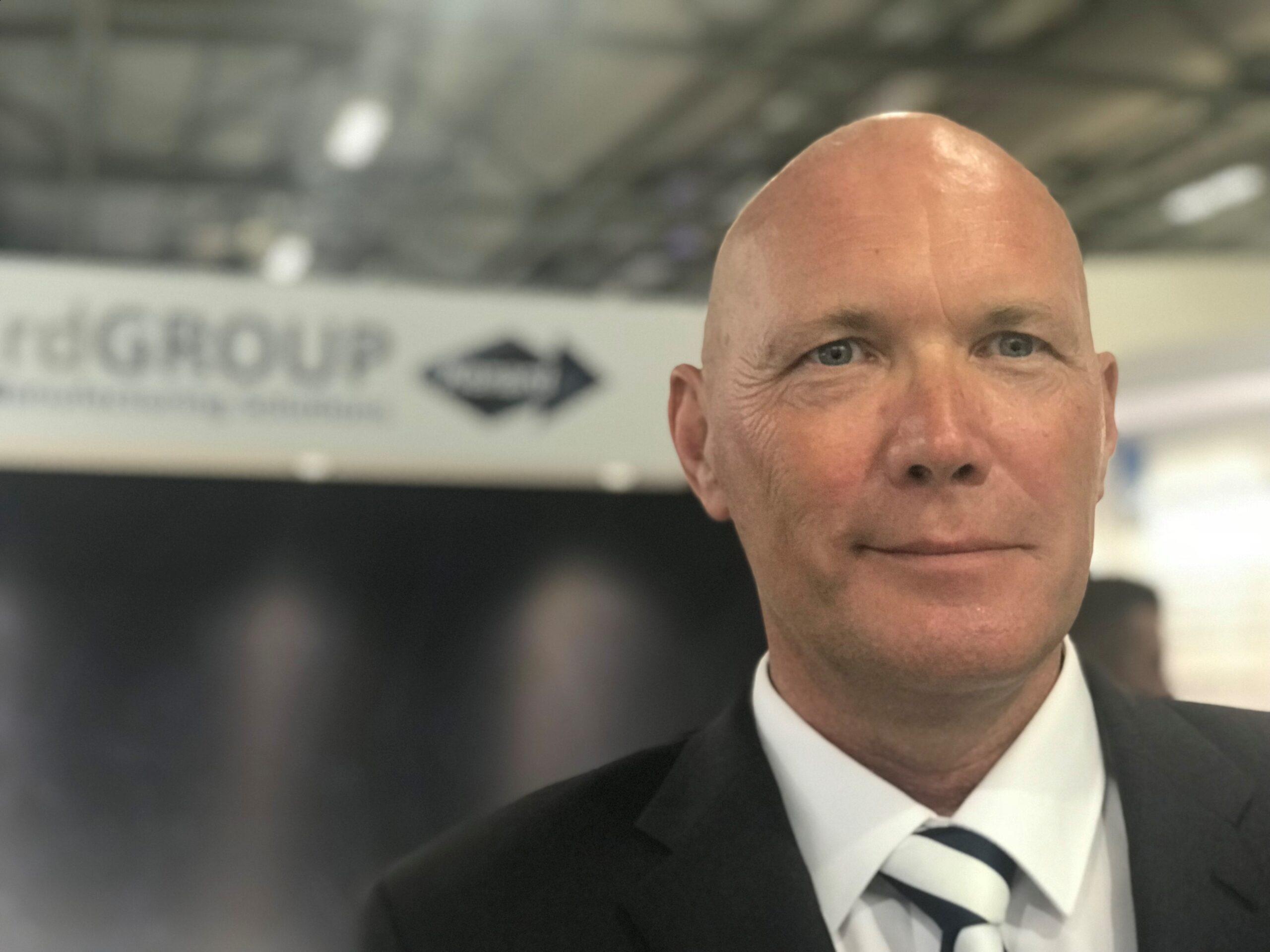 Kevin Clarke Business Development Manager
