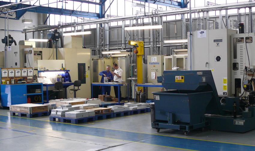 Kenard Engineering Tewkesbury Fastems manufacturing