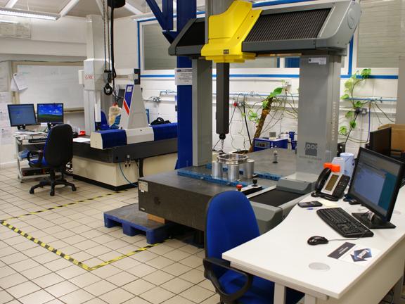 Kenard Dartford CMM Inspection Facilities