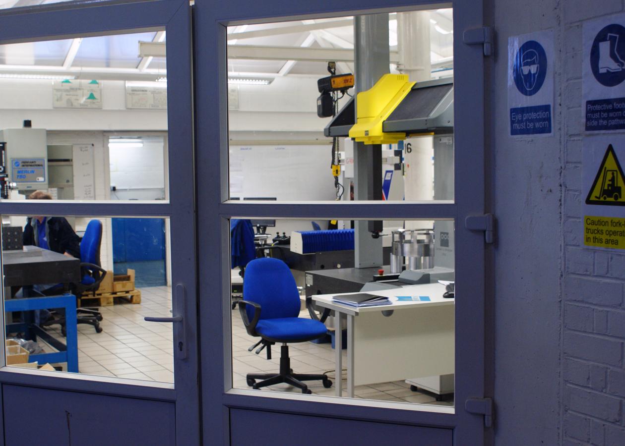 Kenard full CMM inspection facilities