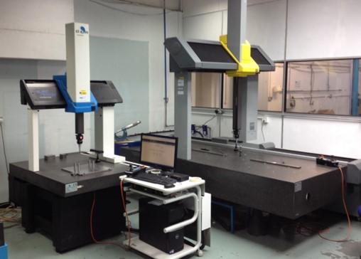 Kenard Tewkesbury CMM Inspection Facilities
