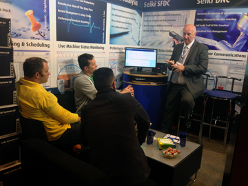 Seiki Systems software demonstration