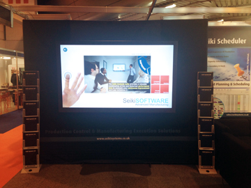 Seiki Systems exhibits at MACH 2014