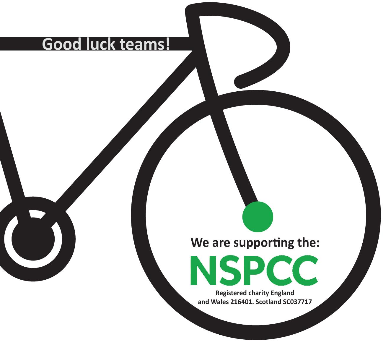Charity virtual bike ride