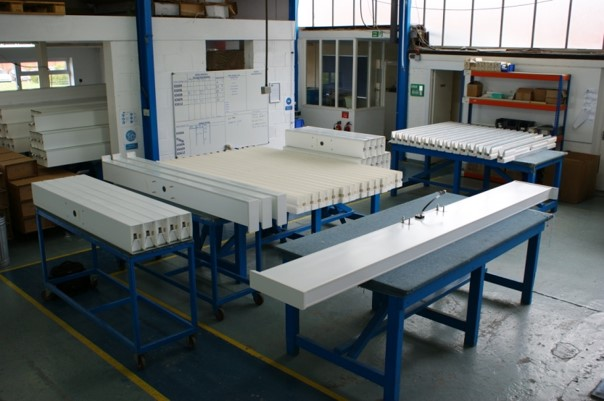 Manufacturing assembly services