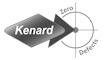 Kenard Zero Defects Logo Footer