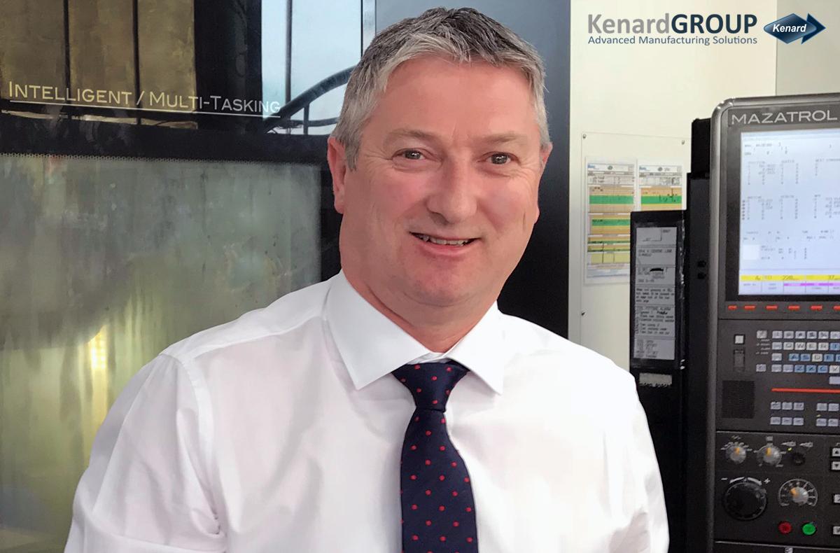Neil Ransom Kenard Engineering Group