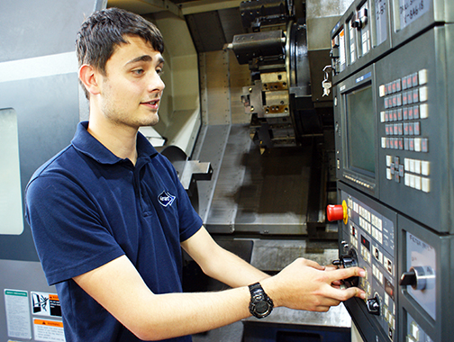 Apprentice CNC Machining Kenard